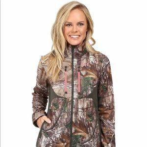 Under Armour Infrared Scent Control Camo Jacket